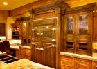 maple espresso kitchen cabinets for modern design remodel
