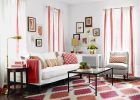 modern interior decorating ideas red and white color in modern interior design ideas living room
