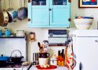 old style decorating above kitchen cabinets ideas