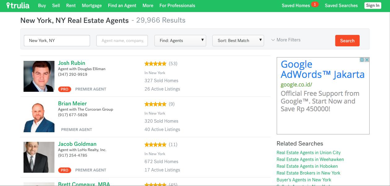 Buy house online via 5 best real estate websites roy for Top online selling websites