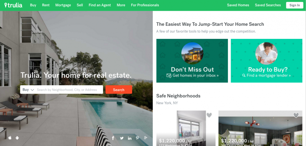 sell-your-house-online-with-online-real-estate-agent-or-buy-house-online-by-trulia