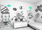 wall art for kids bedrooms by best modern interior designer