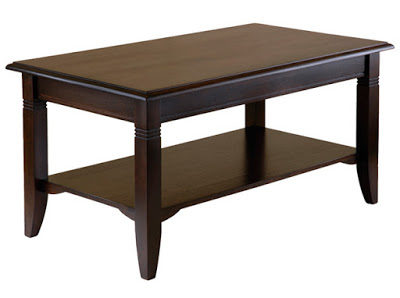 beautiful-modern-design-black-coffee-tables-sets-from-solid-wood-with-side-round-small-end-tables