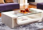 contemporary coffee tables and end tables furniture with glass for living room