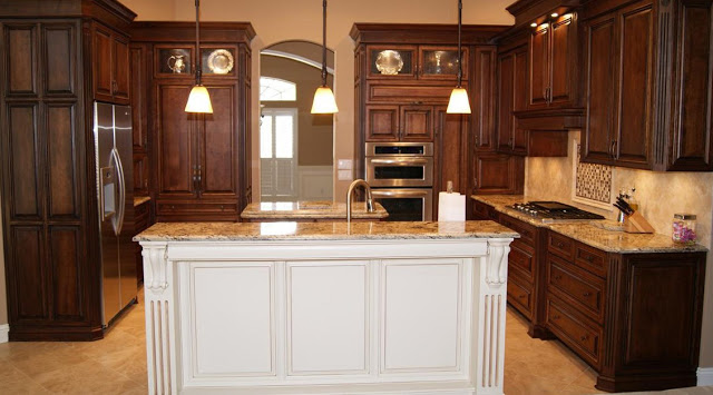 kitchen-ideas-design-for-RTA-Espresso-Kitchen-Cabinets-with-White-Island-and-custom-kitchen-cabinets-remodel