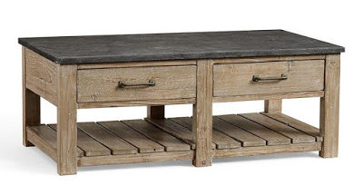 small-wood-coffee-table-with-simple-design-for-home-with-two-drawers-coffee-table-design-from-pale-oak-material