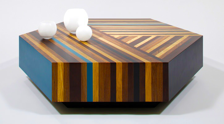 unique-rounded-coffee-tables-with-strips-color-and-end-tables-for-living-room-for-the-most-popuar-shape-of-wooden-coffee-table-designs-with-stripes-pattern