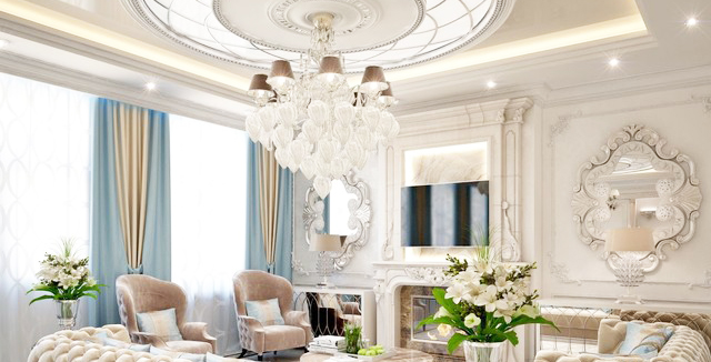 beautiful-white-art-deco-interior-design-inspiration-with-decor-home-store-with-luxury-living-room-home-interior-designs-with-luxury-glass-pendant-lights-home-decor