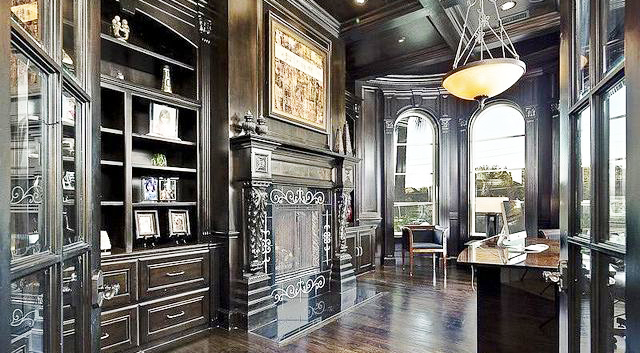est-gothic-decoration-for-home-decor-accents-in-modern-home-interior-design-from-top-interior-designers-with-luxury-wooden-black-interior-designs-and-fireplace-ideas-