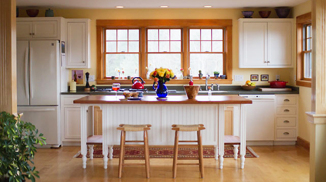 kitchen-contemporary-style-with-contemporary-style-kitchen-cabinets-with-white-wooden-kitchen-island-designs-and-contemporary-white-wood-kitchen-cabinet-designs