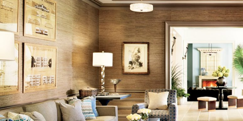 living-room-decor-grasscloth-wallpaper-and-how-to-hang-wallpaper-that-is-not-prepasted