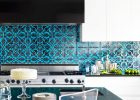blue black backsplash tile installation for wall backsplash tile with cheap mosaic backsplash tile