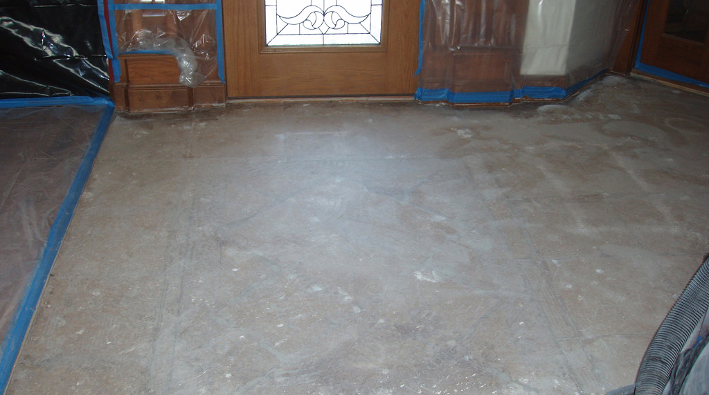 Ceramic tile installation instructions on concrete floors for Ceramic floor installation