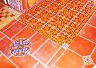 ceramic tile installers by the ceramic tile company in the ceramic tile showroom