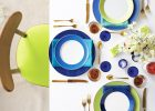 colorfull decorated dining tables with ideas to decorate dining room ideas