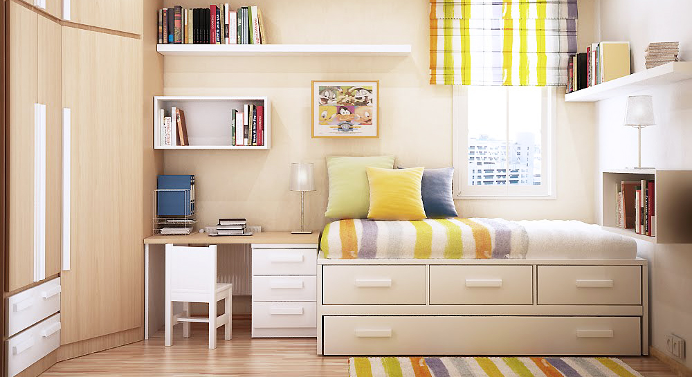 Bedroom Design For Small Room For Cozy Mood Roy Home Design
