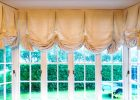 custom blinds by london blind company long lane in big window with curtain and blinds london