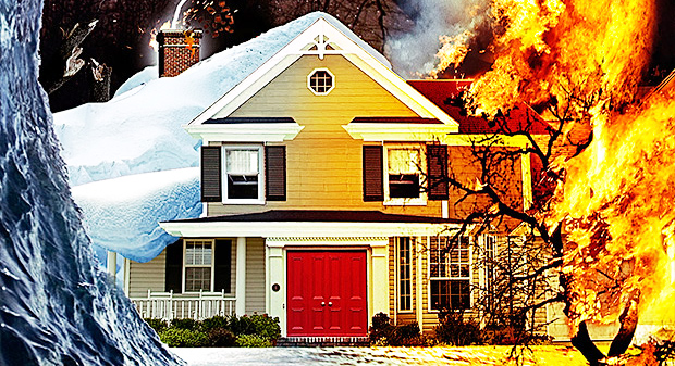 Get Home Insurance to Prevent Damage and Loss
