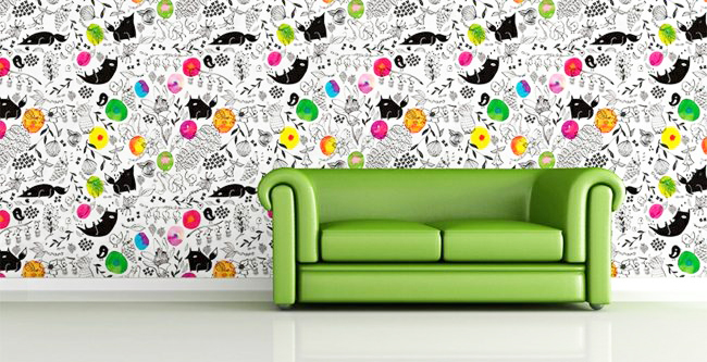 Best guide for diy wallpaper installation properly for home interior design with step by step like professional wallpaper installation