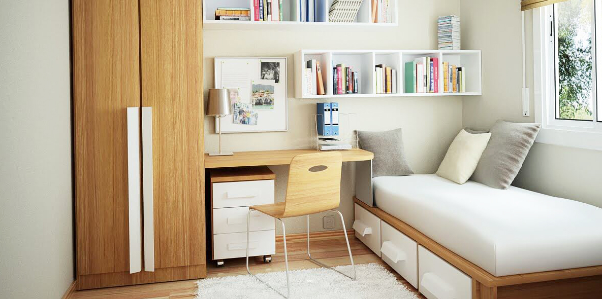 Bedroom Design For Small Room For Cozy Mood With Ideas For Small Rooms And  How To