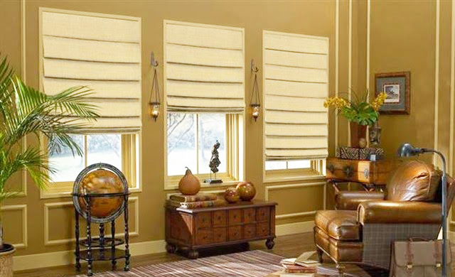 Roman Blinds Diy Instruction for Windows Decorations