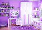 best color designer for workspace with pastel purple paint colors palette from the cool colors theory