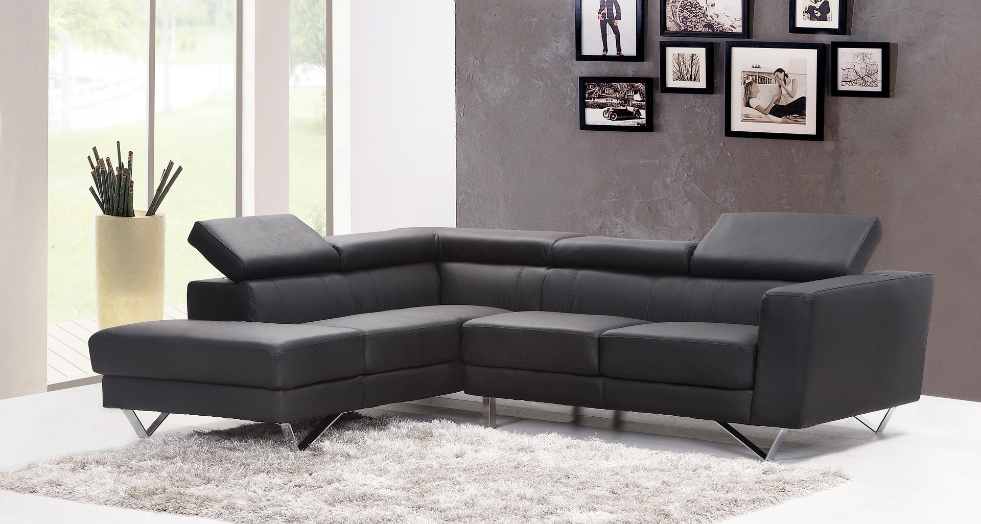 Modern Living Room Sofa for Family Coziness
