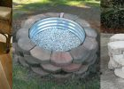 bricks fire it for outdoor with easy fire pit design for patio