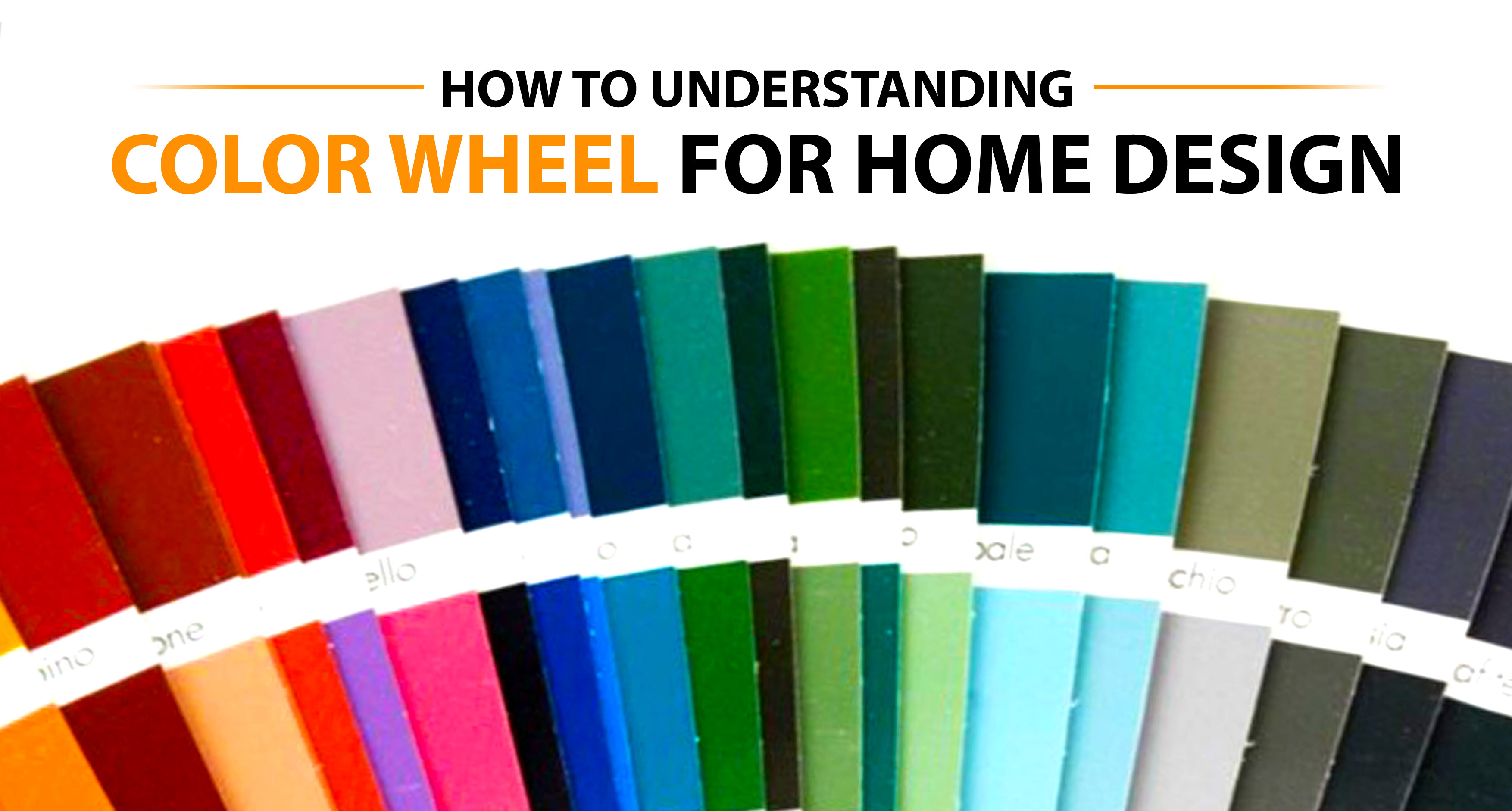 How to understanding color wheel for home design is a basic information color wheel design for interior paint colors, home decoration and more