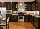kitchen with dark cabinets are kitchen color trends espresso sabinets with white cabinets