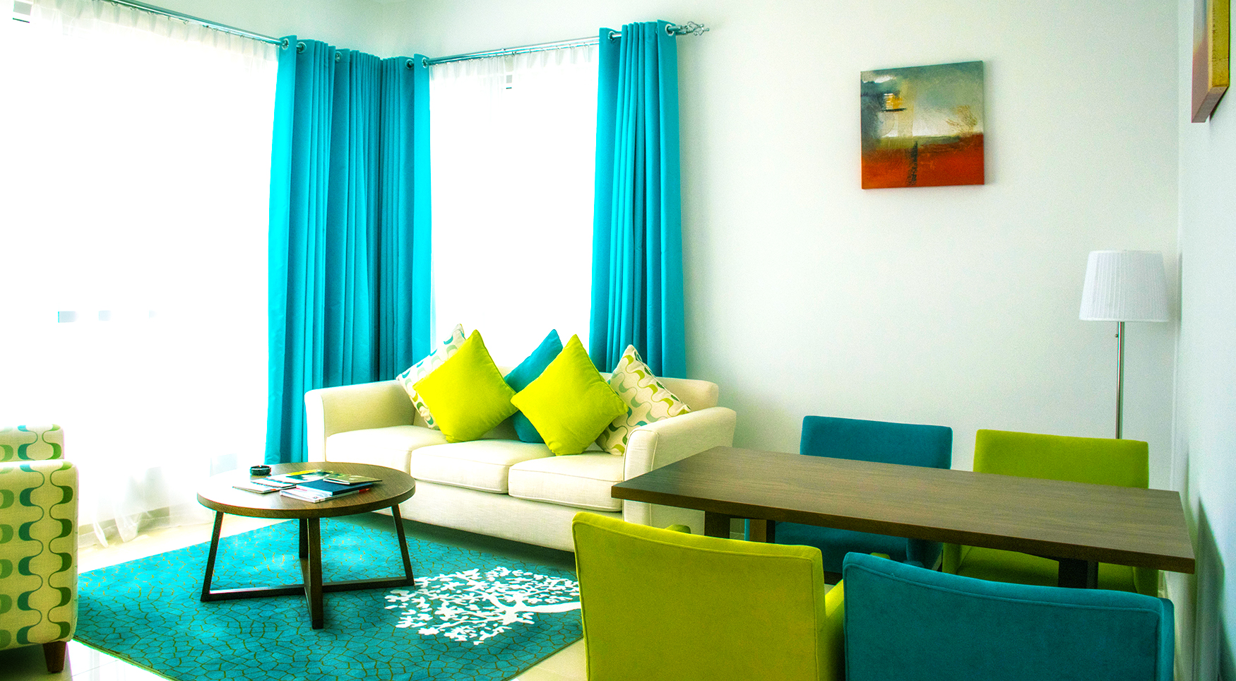 cool color scheme theory for home decoration to combine matching color