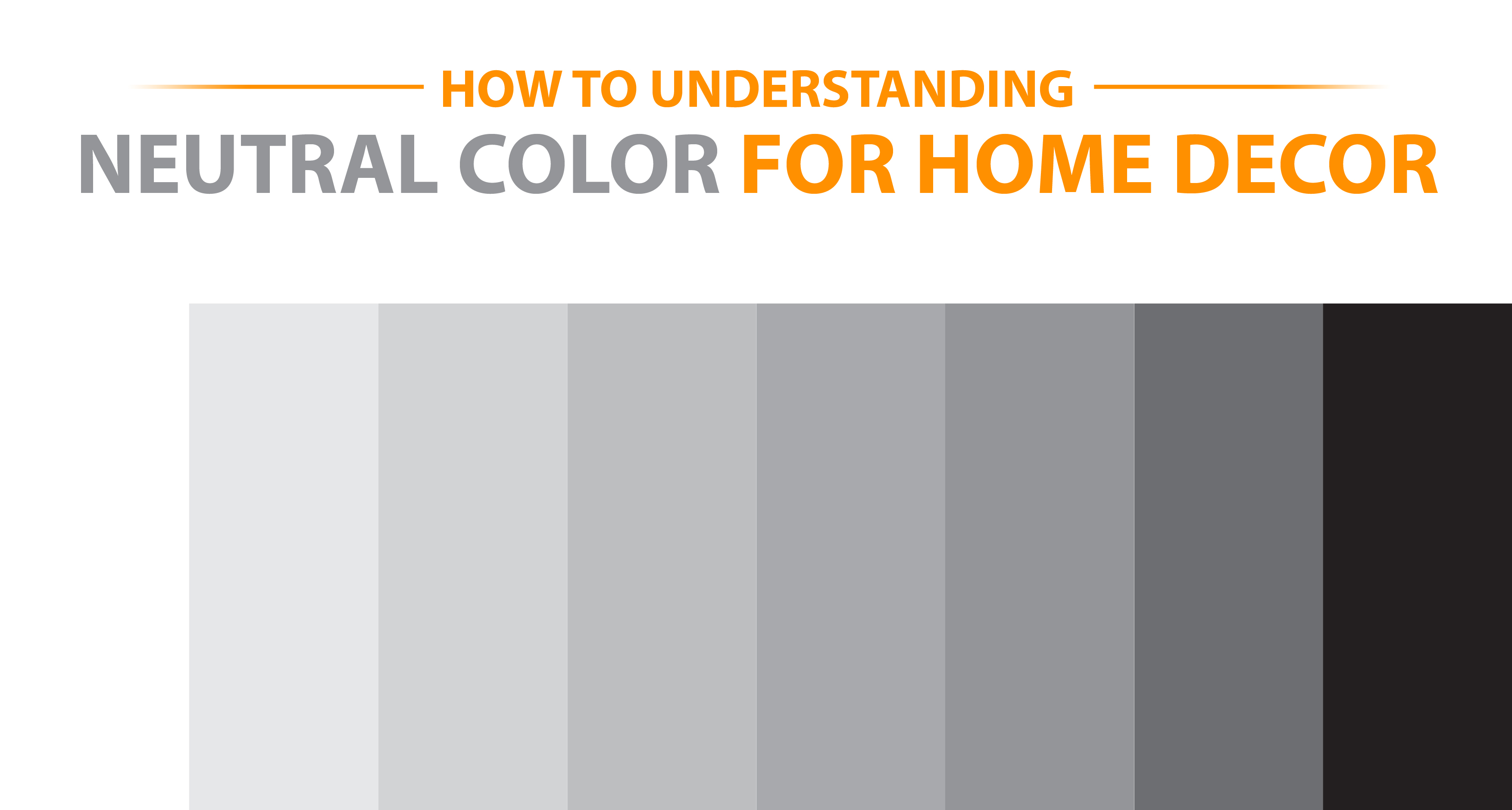Neutral color scheme home design for Neutral shades of paint