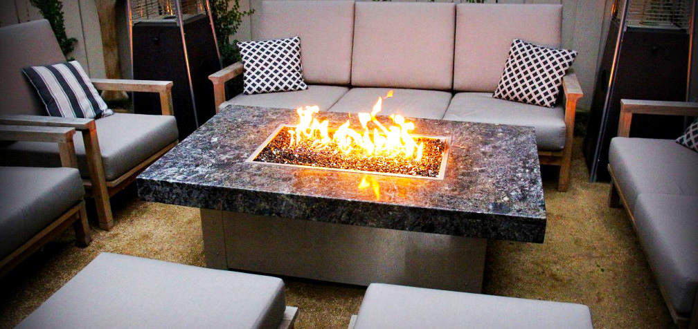 Important Parts Of Rectangular Fire Pit Table Roy Home