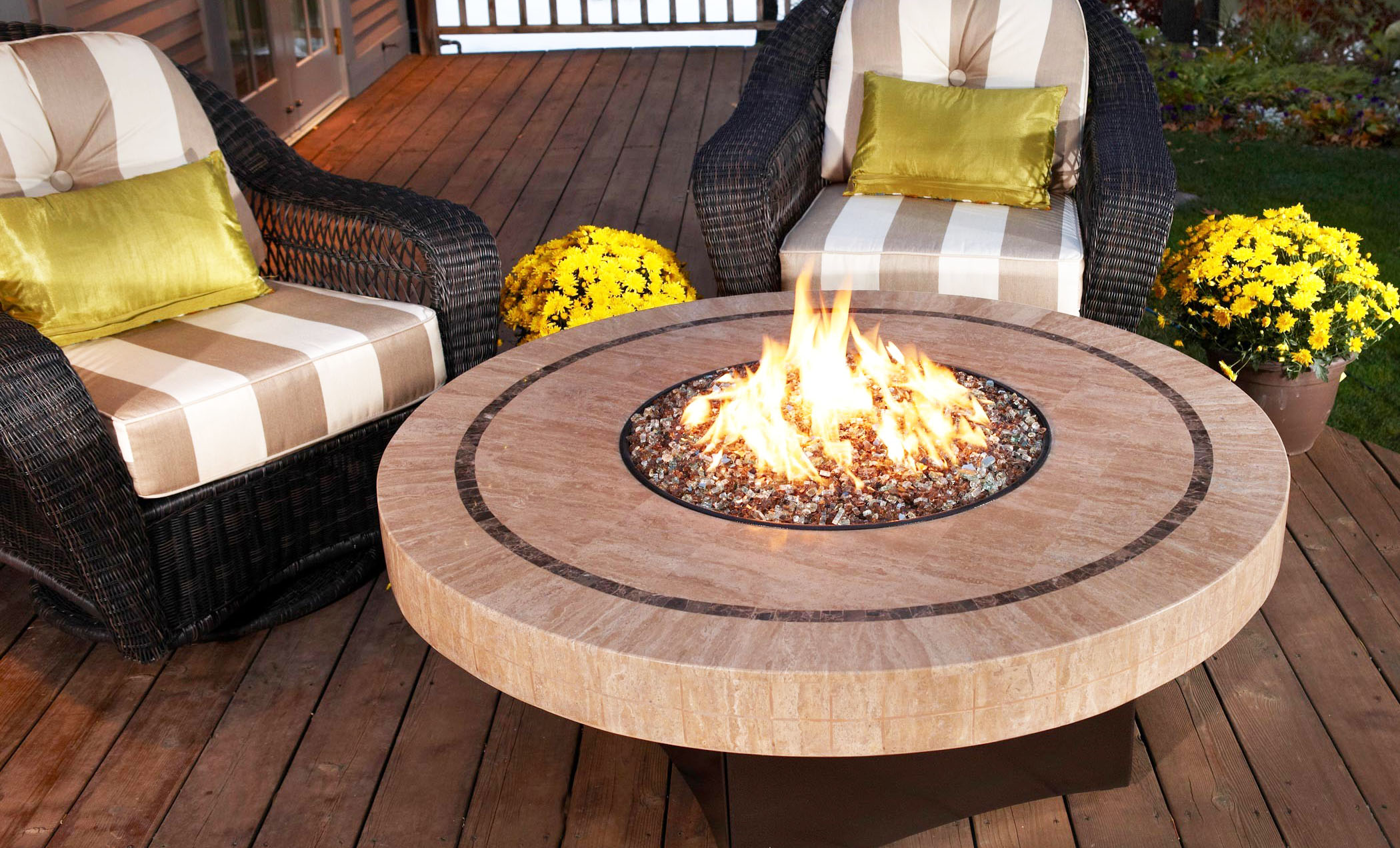 How to make tabletop fire pit kit DIY for outdoor gas fire pit with propane gas fire pit in custom patio fire pit burner sets