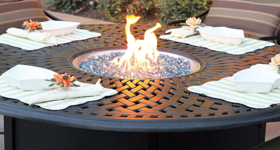 How to make tabletop fire pit kit diy roy home design for How to build a round fire pit