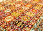 soft floor rug with ethnic soft surface flooring on the floor tiles and soft rubber flooring