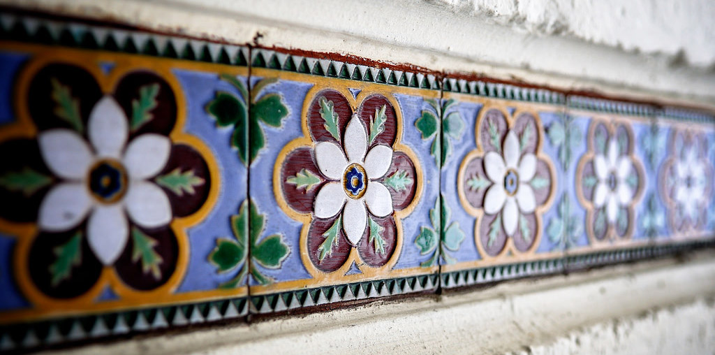 Exterior ceramic tiles and interior ceramic tiles for floor tiles, wall tiles, mosaic tiles, kitchen floor tiles, and bathroom tiles