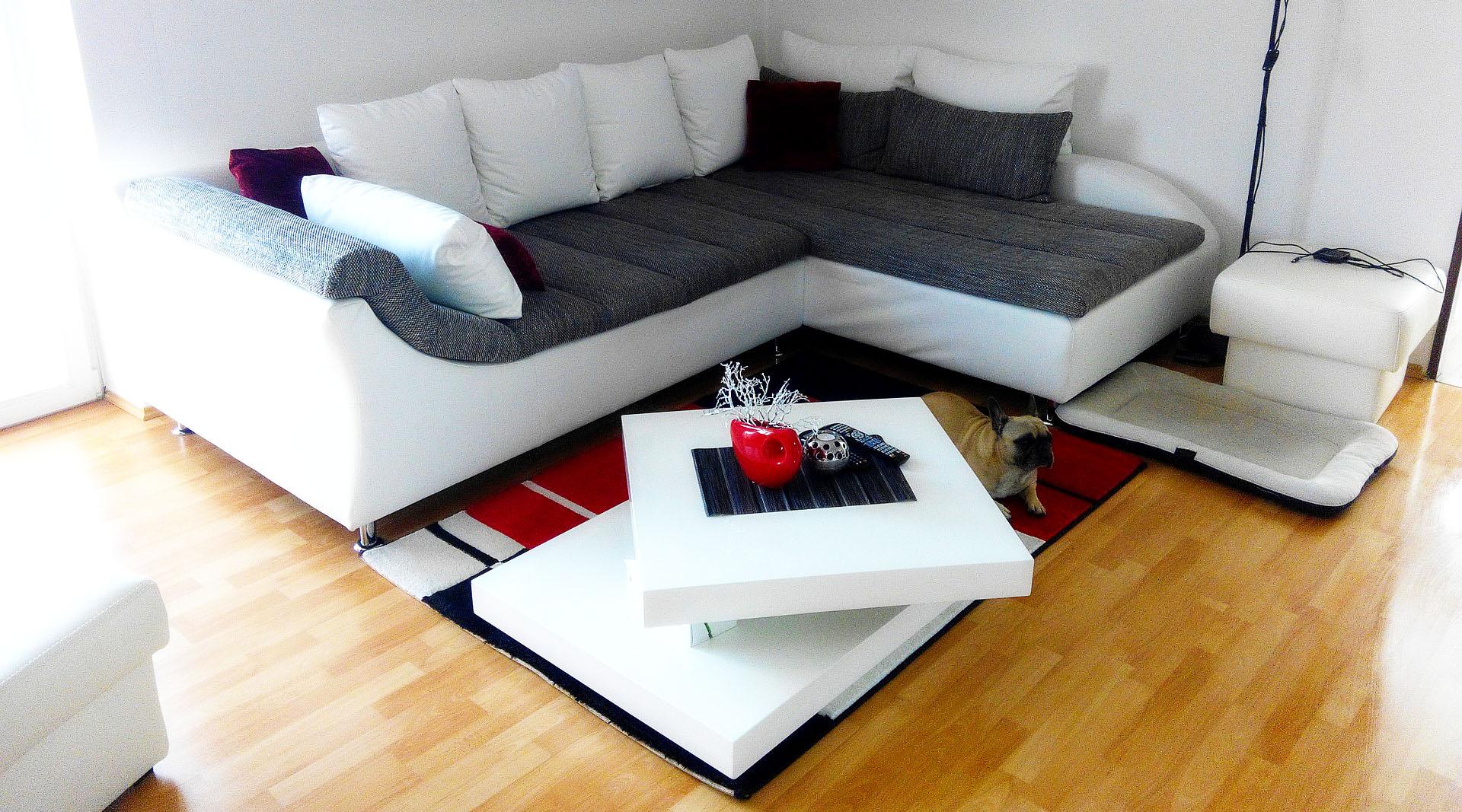 Modern Living Room Sofa for Family Coziness