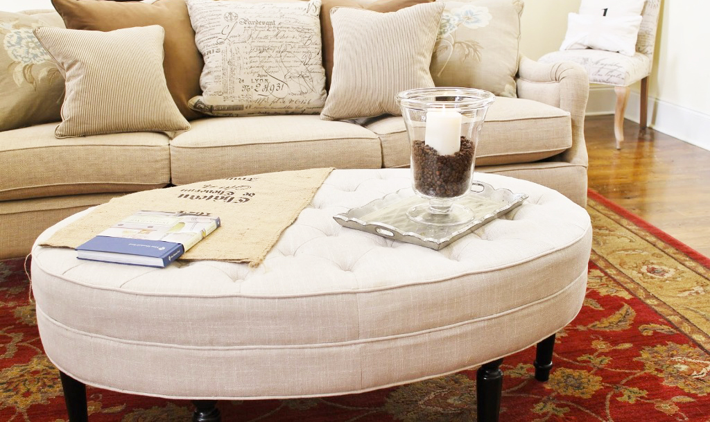 Tufted Coffee Table For Elegance Creativity And Luxury