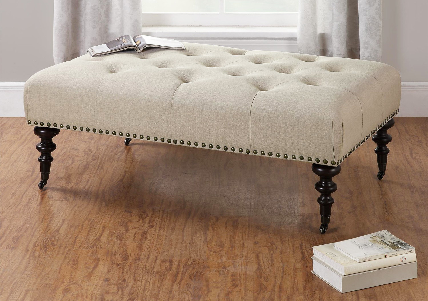 ottoman coffee table tufted coffee table for elegance creativity and luxury 31509