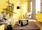 yellow warm interior paint colors with warm shades for living room ideas