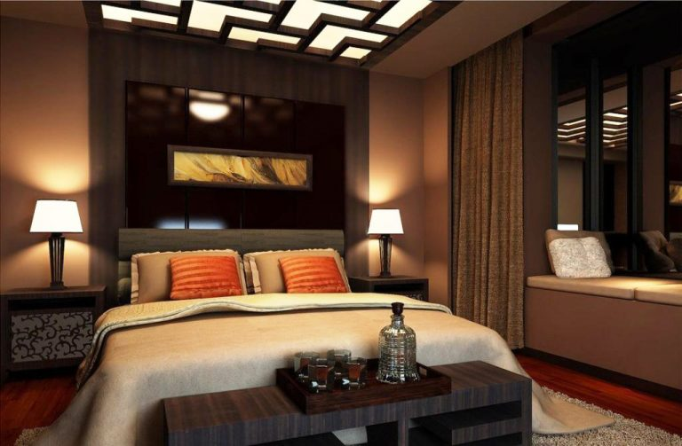 Bedroom Ceiling Design With Modern Simple Ideas For Lighting