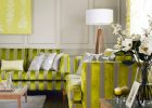 green living room sofas with gray strips color palette schemes from colour wheel combinations