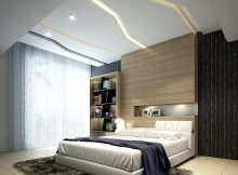 Bedroom Ceiling Design Creative Choices And Features With Ceiling