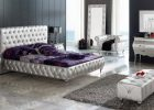 modern gray bedroom furniture with luxury tufted loveseat and wood drawers and luxury tufted bed for bedroom furnitures