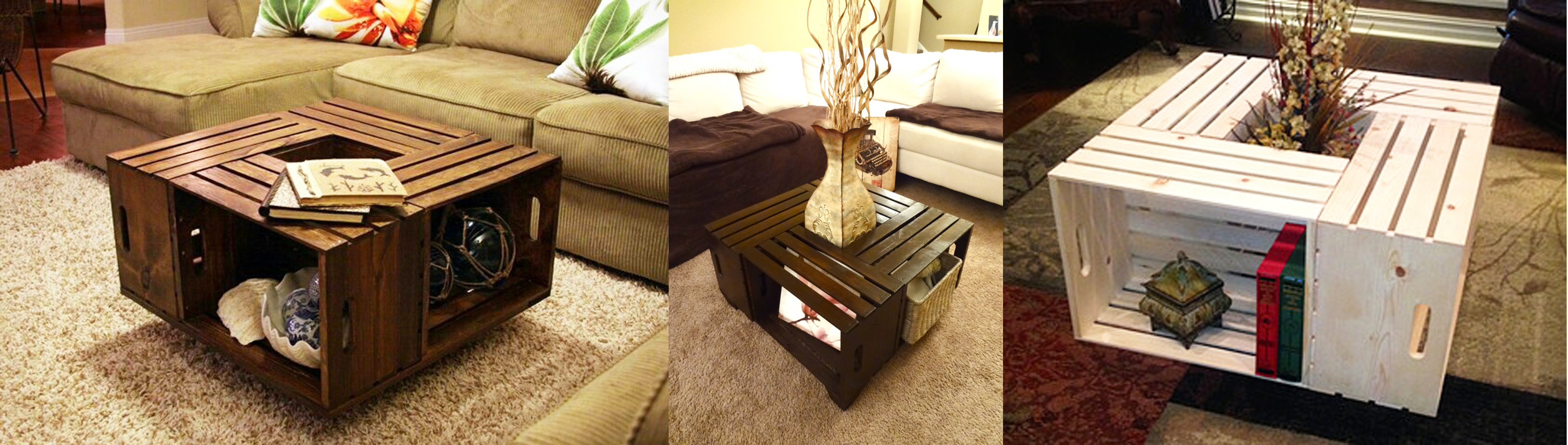 Pallet Coffee Table DIY – Cheap and Creative Furniture