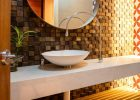 wallcovering ideas for wall panels bathroom wall art with wood wall paneling for wall decoration ideas