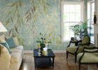 wallcovering ideas with natural wall muralsfor wall decoration ideas for living room with hardwood flooring