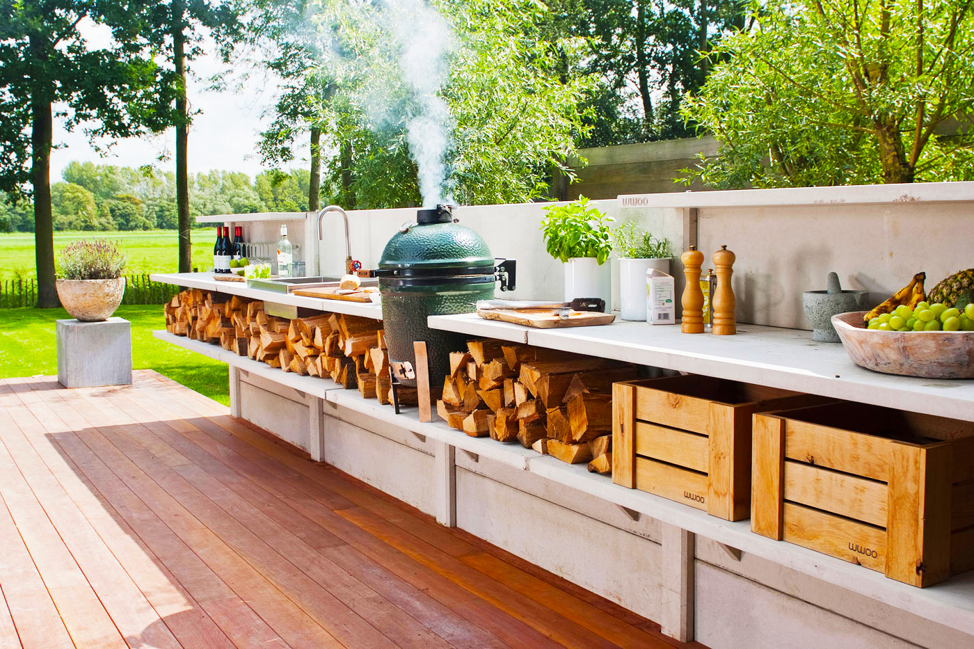 To Build Outdoor Kitchen Can You Build An Outdoor Kitchen On A Deck Cliff Kitchen Build An