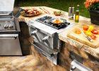 backyard kitchen designs ideas for outdoor kitchens designs with small backyard design and outdoor kitchen appliances